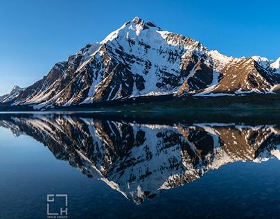 Karamber Lake , Broghail Valley , Gilgit Baltistan