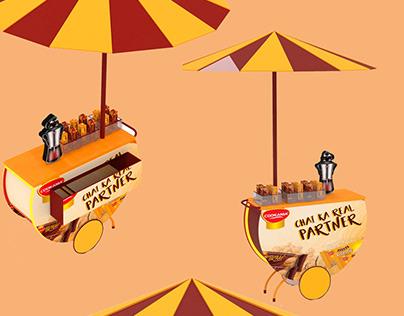 volka food cart