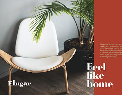 Elngar Brand Identity Design.