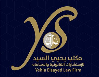Yehia Elsayed Law Firm (Social Media Designs) 2021