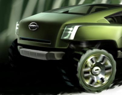 Nissan Titan ET
