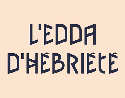 L'EDDA D'HEBRIETE // VIDEO