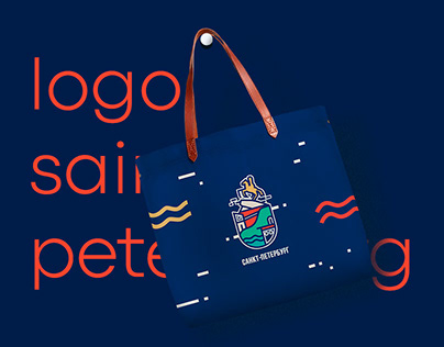 Saint Petersburg / logo