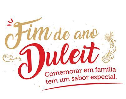 Campanha de fim de ano Duleit
