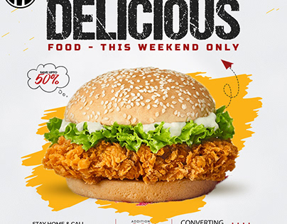 Fast Food Advertisement