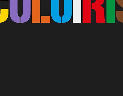 """""""Coloiris"""" - Diseño de exposición"""