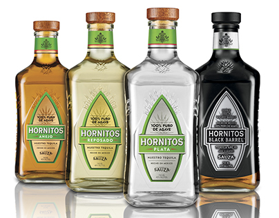 Sauza Hornitos. The Fine Line of Tequila.