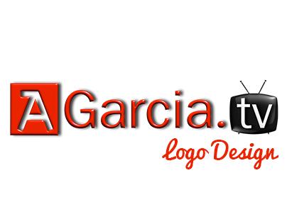 Logo Design for agarcia.tv