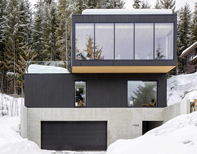 Gilbert Whistler Residence / Evoke International Design