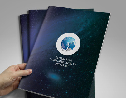 GlobalStar Brochure Concept