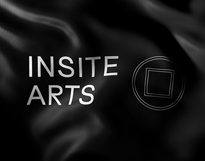 Insite Arts – Identity, Brand Collateral + Website