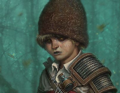A Little Witcher