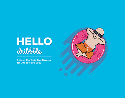 Debut Shot for Dribbble!