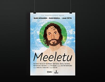3 Estonian Movie Redesign + 3 Typographic Posters