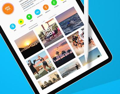 Playitas Resort – Social Media