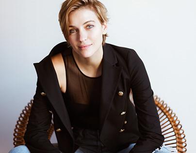 Renata Kaczoruk for OCZY MAG