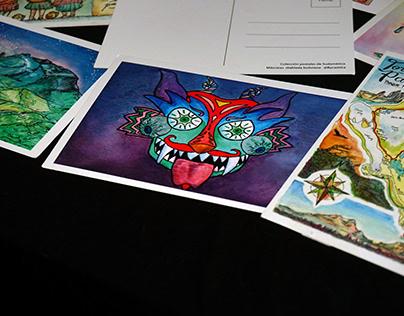 Postales de Sudamerica. - Southamerican Postcards