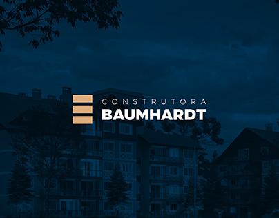 Identidade Visual Construtora Baumhardt