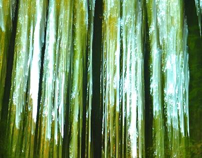Landscape-Light Painting