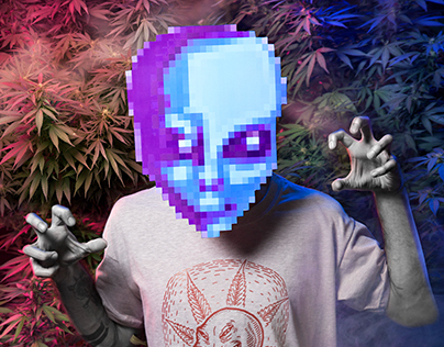 Remeras Happy Aliens