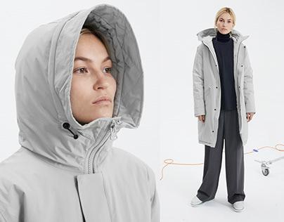 SHU clothes | E-commerce store | Redesign concept