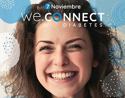 Diseño Campaña we.CONNECT diabetes