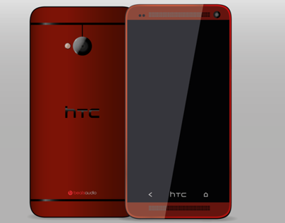 HTC One - Illustrator
