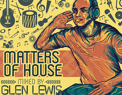 Matters of House by Glen Lewis