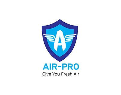Logo for a Air Purification Company