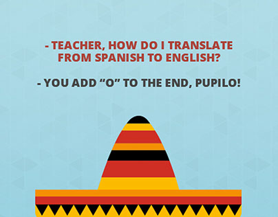 Best Translation Jokes on Behance