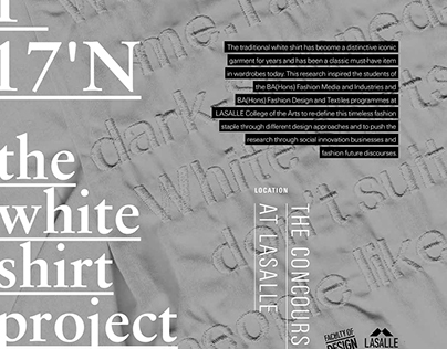 The White Shirt Project Fashion Exhibition