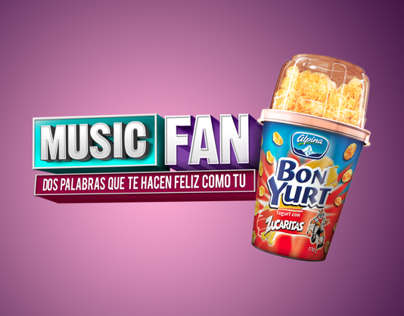 Music Fan | Bon Yurt