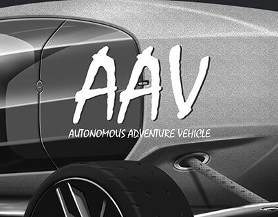 Autonomous Adventure Vehicle