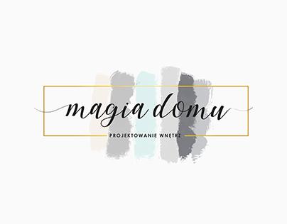 Magia domu - website design