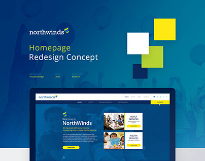 NorthWinds- Redesign