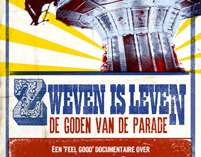 Poster propossal 'ZWEVEN is LEVEN'