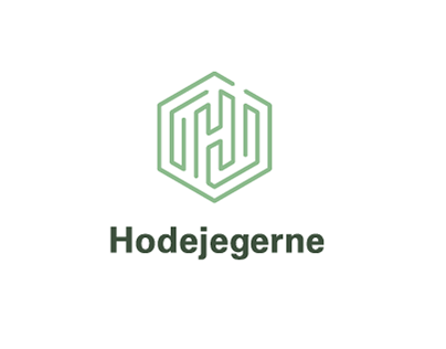 Hodejegerne Brand identity redesign