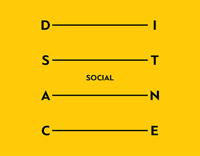 Social Distance Design For Life