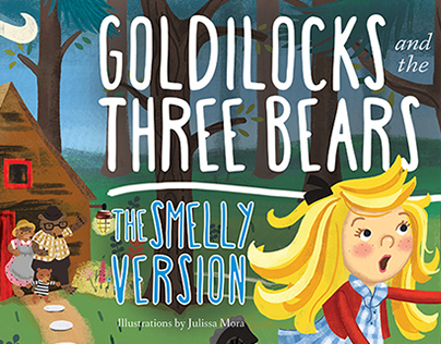 Goldilocks and The Three Bears: The Smelly Version
