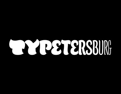 Typetersburg Lettering Collaboration