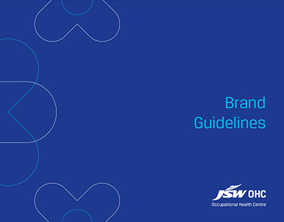 JSW OHC Brand Guidelines, System & Applications