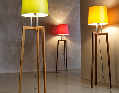 GRACE standing lamp / Stuttgart