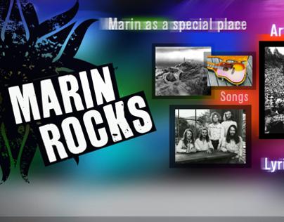 MARIN ROCKS, Museum of Rock&Roll