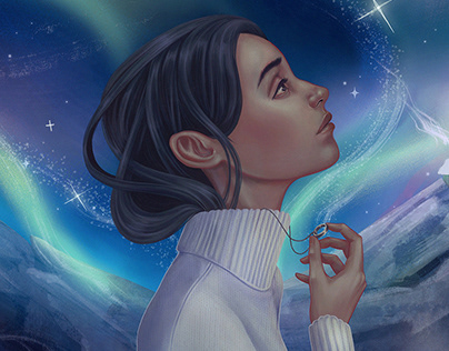 The Wide Starlight | Penguin YA book cover