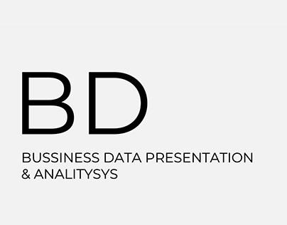 Black&White | Presentation Template