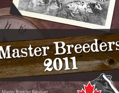 Holstein Canada | 2011 Master Breeder Awards Program