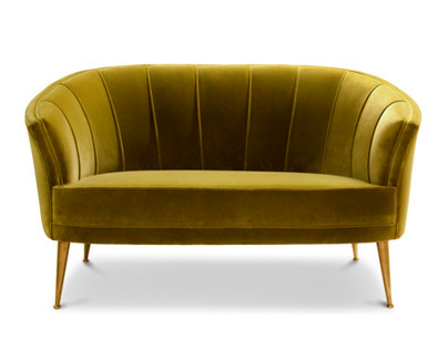 2 Seat sofa MAYA | Upholstery