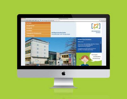 Heiligenstockschule Website