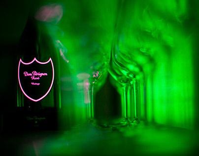 Dom Pérignon VIP dinners