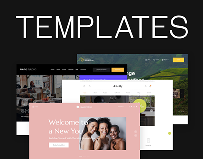 WordPress Templates 2014-2019